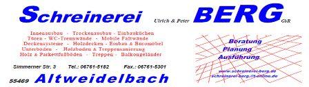 Logo SchreinereiBergneu